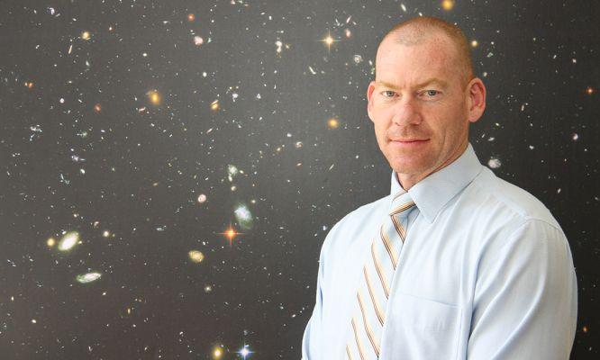 Professor Steven Tingay: answering the big questions