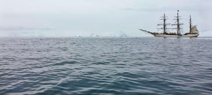Antarctica Homeward Bound Voyage 2018