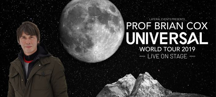 Professor Brian Cox—Universal World Tour 2019, Perth