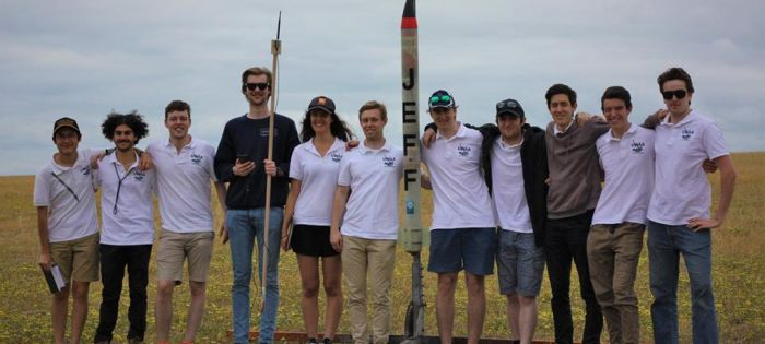 Particle Podcast: UWA Rockets take to the Sky