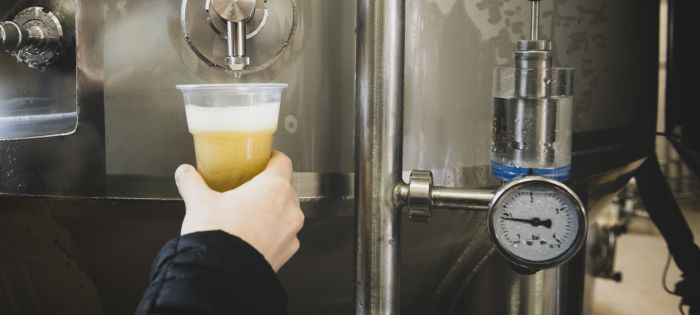 Deep diving into the science of beer