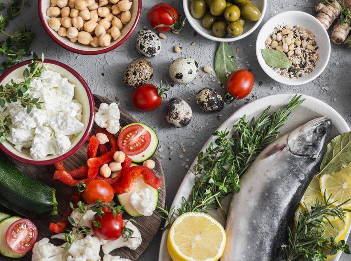 Warding off Alzheimer's through good food
