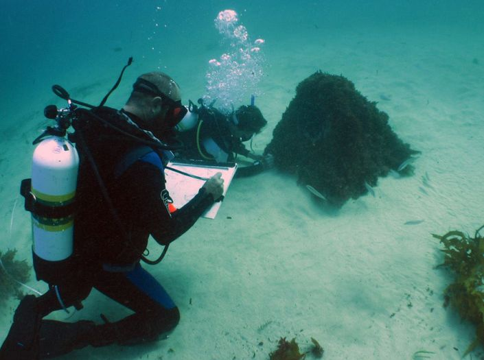 Underwater treasures now accessible for land lovers