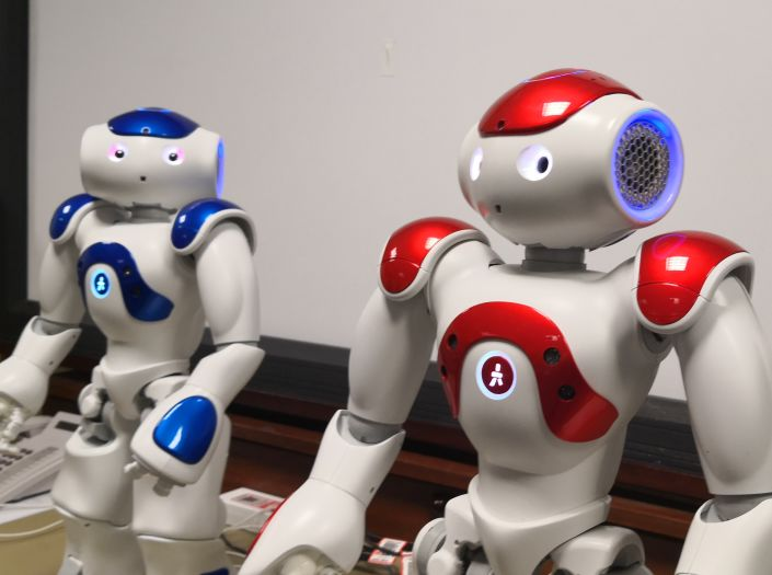 Particle Podcast: Robotics and Automation