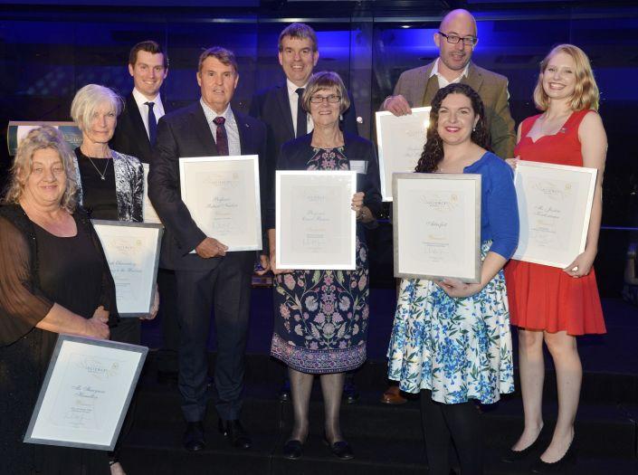 WA Premier's Science Award winners announced