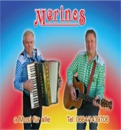 Hans P  und im Duo Die Merinos