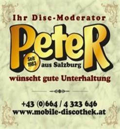 Mobile-Discothek Peter Rebhan
