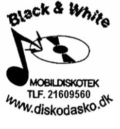 Black & White Moblidiskotek