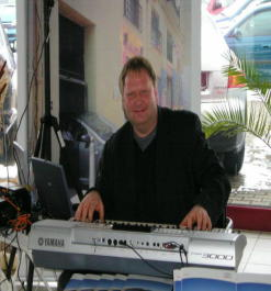 Thomas Schweizer ambienteparty