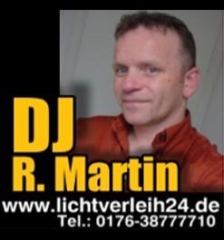 DJ R. Martin