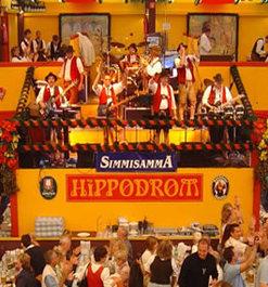 SIMMISAMMA die Oktoberfestband