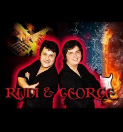 Rudi & George Band/ Rudisparty