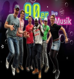 Ninety Five - 90er Partyband /