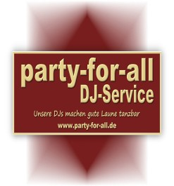 party for all DJ-Service