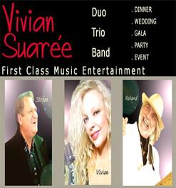 Vivian Suaree Duo Trio Band Dj