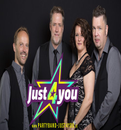 JUST4YOU Partyband