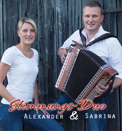 Stimmungs-Duo Alexander & Sabr