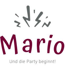 """Mario  """"und die Party beginnt"""""""