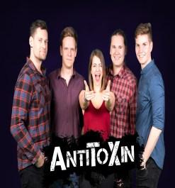 Party- Rockband AntiToXin