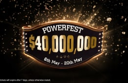 Forty Million Guaranteed During Powerfest VIII