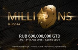 Triton Poker joins forces with partypoker LIVE at MILLIONS Russia
