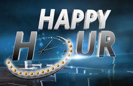 Earn double points during the partypoker Happy Hours
