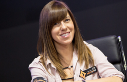 Kristen Bicknell Becomes World Number OneFemale Poker Player