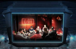 February on partypoker TV