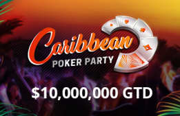 partypoker LIVE Release $10,000,000 guaranteed Caribbean Party Poker Schedule