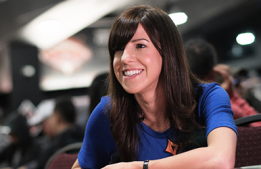 partypoker announce new Canadian sponsored pro Kristen Bicknell
