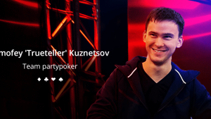 Timofey 'Trueteller' Kuznetsov Joins Team partypoker
