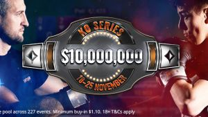 Win MILLIONS Online Satellite Tickets In KO Series!