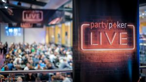 partypoker LIVE: What's Coming Up In December?