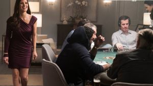 Jessica Chastain All-In for Molly's Game