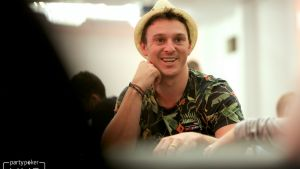 Trickett Headlines MILLIONS Online Day 1B Survivors