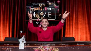 MILLIONS UK: Xanthopoulos Is Mix Max Champion