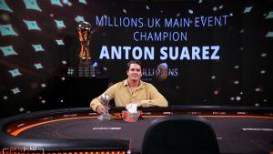 Champions of MILLIONS UK