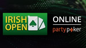 partypoker announces Irish Open Online Festival