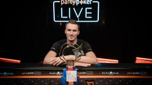 Sontheimer Wins CPP SHR Championships ($3,685,000)
