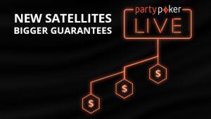New satellites, bigger guarantees
