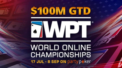 $500K Guaranteed In The WPT Shooting Stars For Charity Event