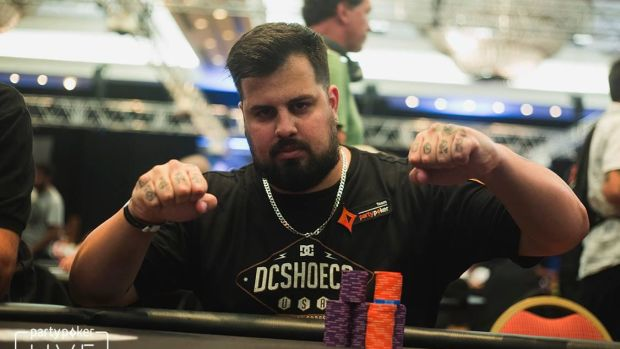 Simao and Bicknell Headline 72 Advancing In LAPC Main Event