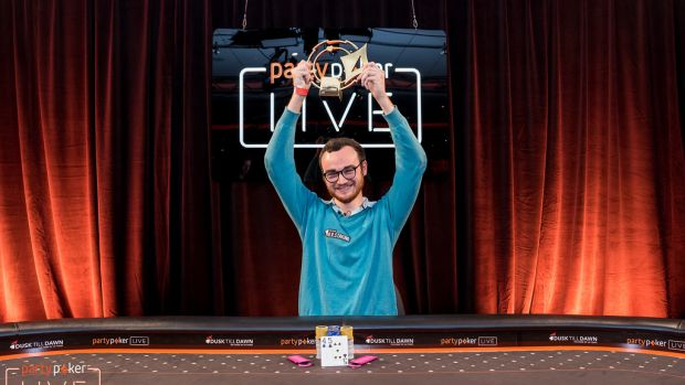 MILLIONS UK: Sheils Wins Open for £180,000