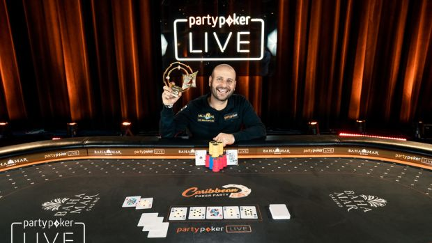 CPP: Romanello Wins High Roller for $450,000