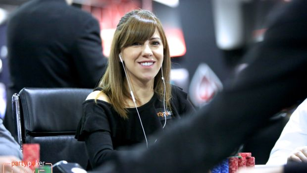 Team partypoker at the World Series of Poker