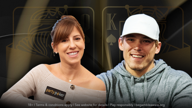 WHO IS THE ULTIMATE POKER COUPLE?