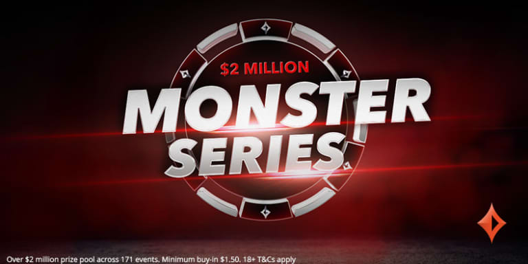 Monster Series Returns with Massive $2 Million in Guarantees