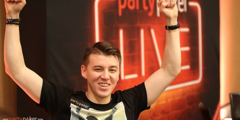 Team partypoker at the WSOP: Filatov Deep In Main