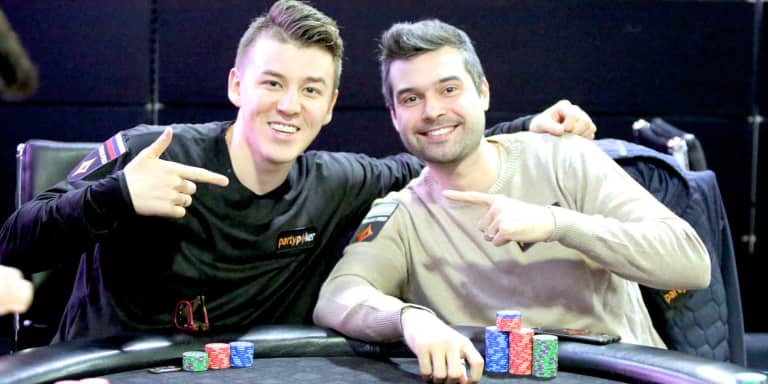 Team partypoker Looks Forward to the World Cup!
