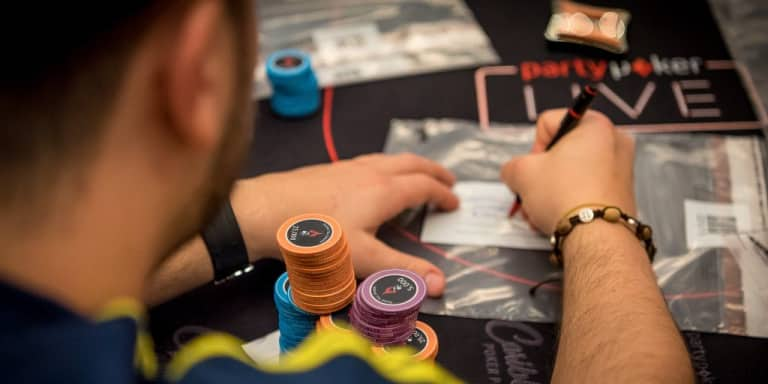 Write for partypokerLIVE!